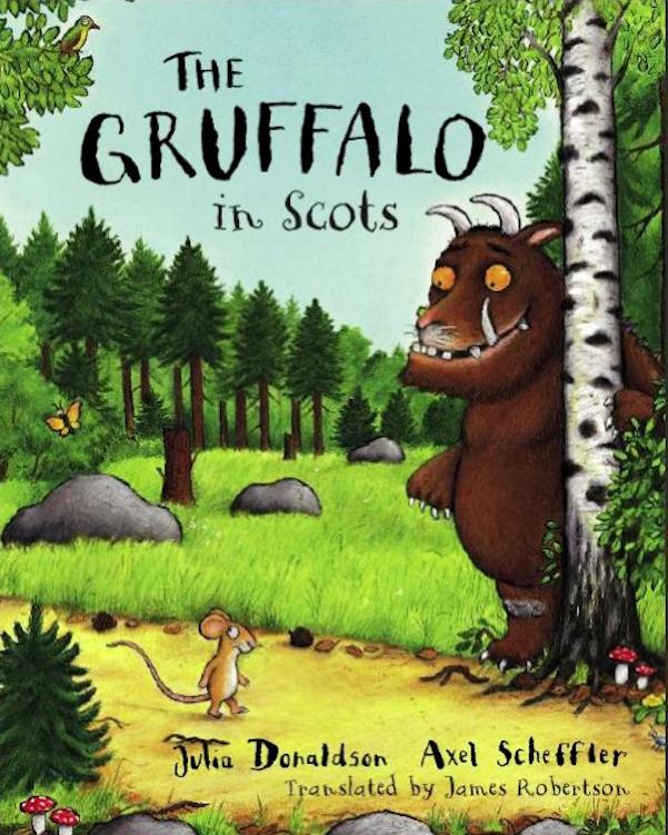 2.The Gruffalo