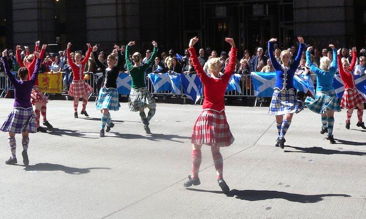 New York Tartan Day Parade
