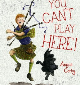 You cant play here book