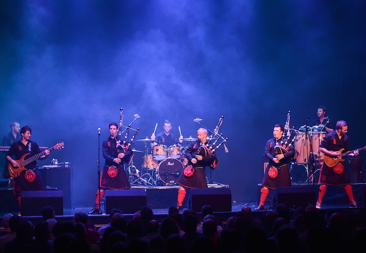 Red Hot Chilli Pipers NYC