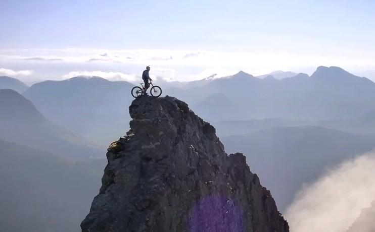 Danny MacAskill Ridge