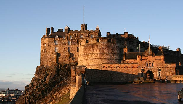 Edinburgh Castle - Red Cross Hospital
