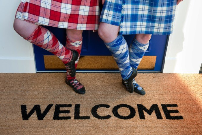 Scotland has been voted one of the friendliest countries in the world
