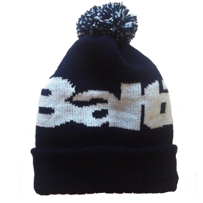 The brilliant and super cosy 'Baltic' hat!