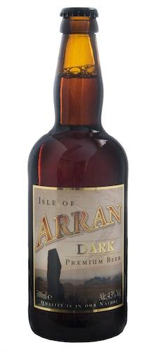 Arran Dark Premium Beer