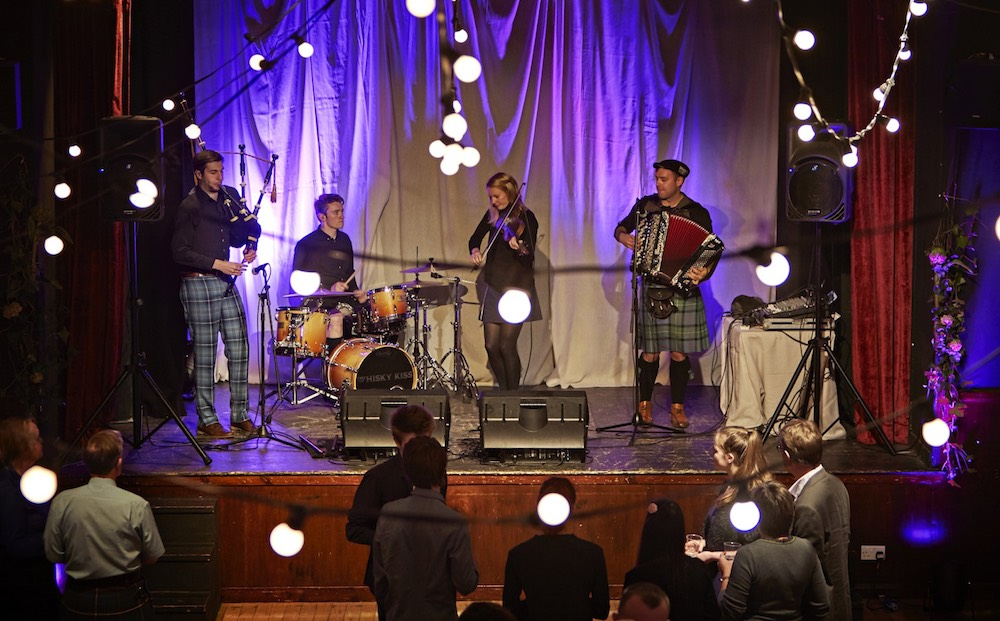 interactive ceilidh experience