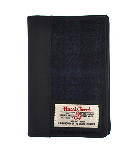 Blackwatch-Harris-Tweed-Passport-Wallet-0