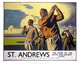 British-Railways-St-Andrews-Print-25x32cm-0