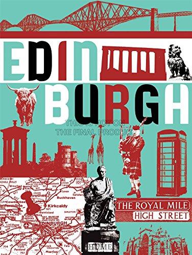 EDINBURGH-COLLAGE-SCOTLAND-TYPOGRAPHY-CITY-LANDMARKS-SPE-PRINT-POSTER-MP5708A-0