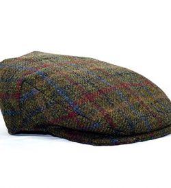 Harris Tweed Caps