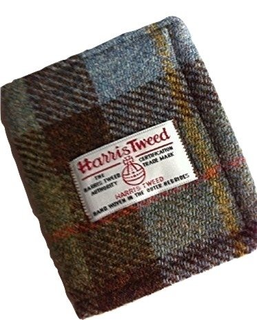 Harris-Tweed-Mans-Wallet-Hunting-Macleod-Plaid-Design-0