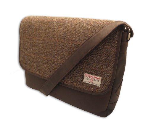 Harris-Tweed-Mens-Messenger-Bag-0