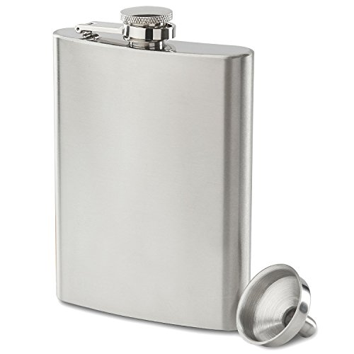 Premium-304-188-Stainless-Steel-Hip-Flask-Includes-Free-Bonus-Funnel-and-Black-Gift-Box-0