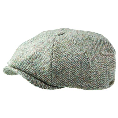 Stetson-Mens-Harris-Tweed-84-Cap-0