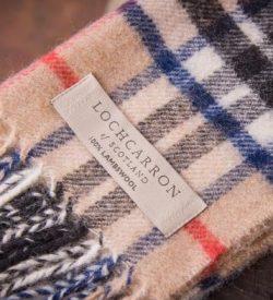 Lochcarron Tartan Scarves