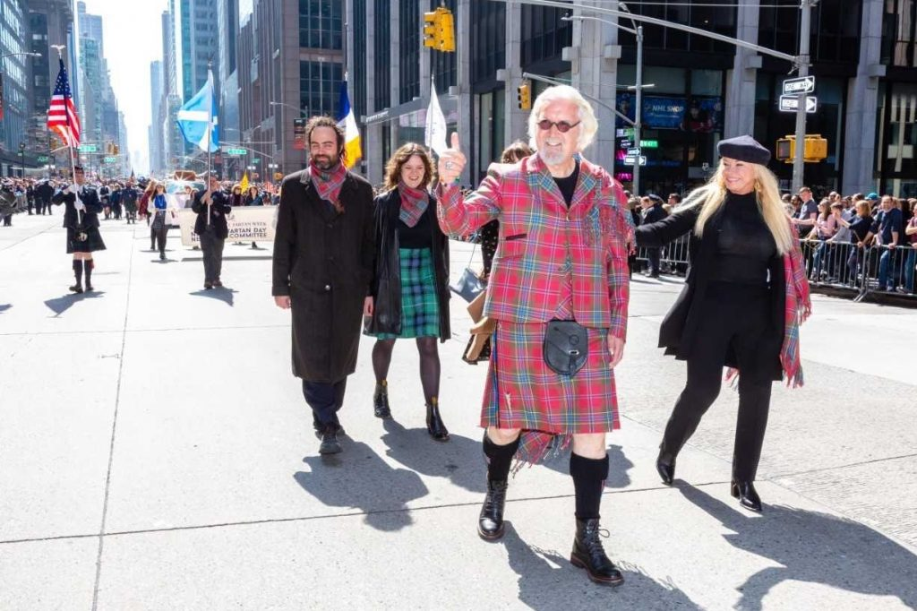 5cea342ae Hats off to the Big Yin: Billy Connolly's greatest one-liners! - ScotsUSA